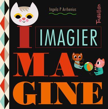 Couverture de «IMAGIER IMAGINE»