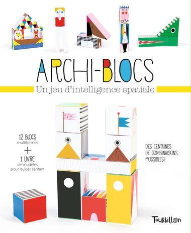 Couverture de «Archi Blocs»