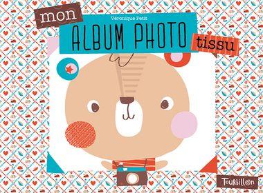Couverture de «Mon album photo – Tissu»