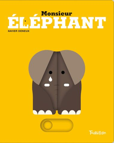 Couverture de «Monsieur Éléphant»