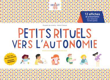 Couverture de «Chevalet Memo – Petits rituels vers l'autonomie»