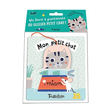 Couverture de «Mon petit chat – Tissu»