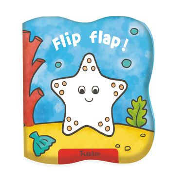 Couverture de «Flip Flap ! – Bain»