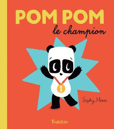 Couverture de «Pompom le champion»