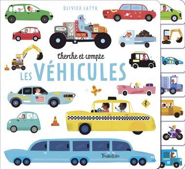 Couverture de «Cherche et compte les véhicules»