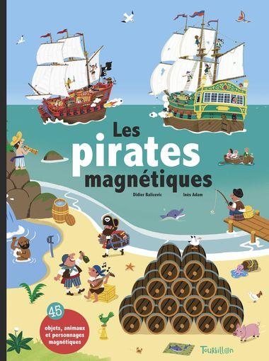 Couverture de «Les pirates magnétiques»