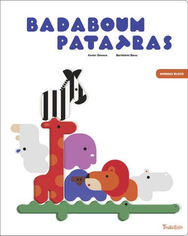 Couverture de «Badaboum Patatras»