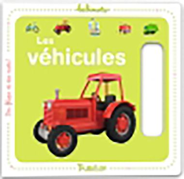Couverture de «Les véhicules – Babimots»