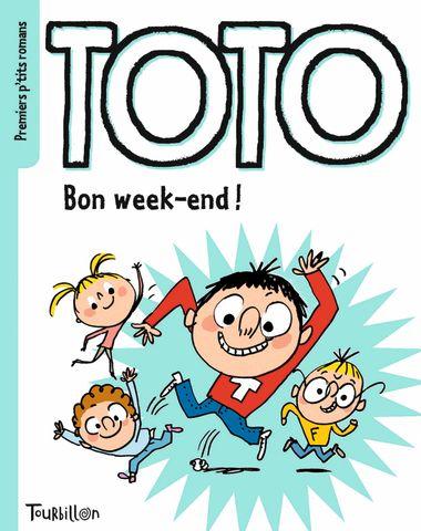 Couverture de «Bon week-end, Toto»