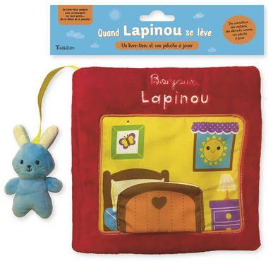 Couverture de «Bonjour, Lapinou»