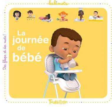 Couverture de «La journée de bébé»
