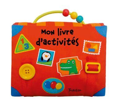Couverture de «Mes premières activités»