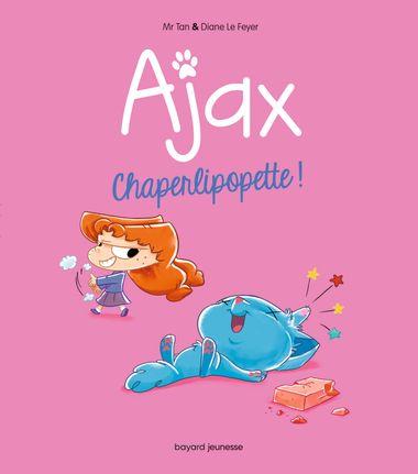 Couverture de «Ajax T.3»