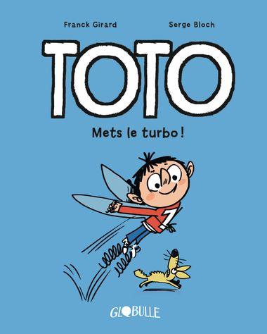 Couverture de «Mets le turbo !»