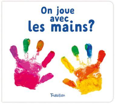 Couverture de «On joue avec les mains ?»