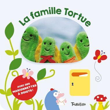 Couverture de «La famille Tortue»