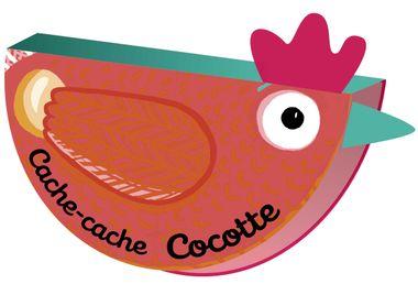 Couverture de «Cache-cache Cocotte»