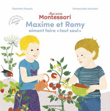 Couverture de «Maxime et Romy aiment «faire tout seul»»