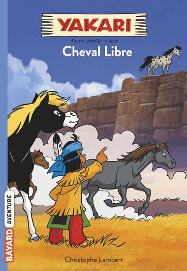 Couverture de «Cheval libre»