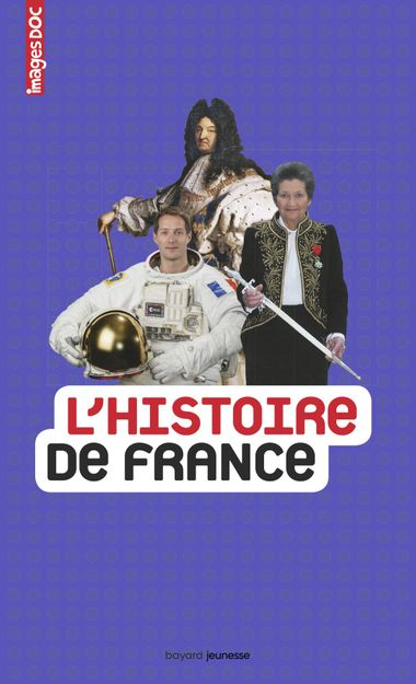 Couverture de «L'histoire de France (Nouvelle édition)»