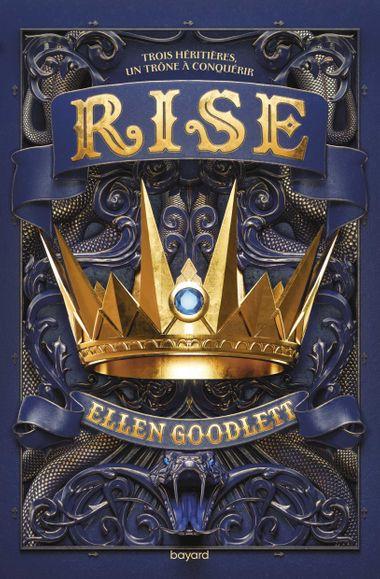 Couverture de «Rise»
