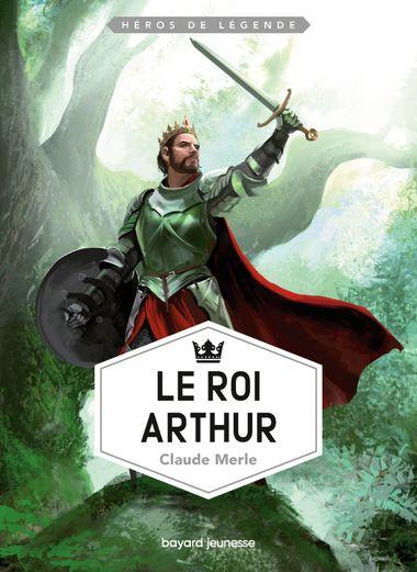 Couverture de «Le roi Arthur»