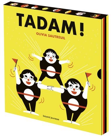 Couverture de «Tadam !»