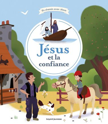 Couverture de «Jésus et la confiance»