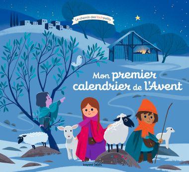 Couverture de «Mon premier calendrier de l'Avent»