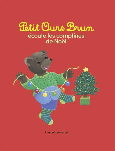 Couverture de «Livre sonore – comptines de Noël»