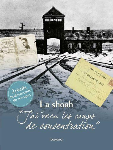 Couverture de «J'ai vécu les camps de concentration»