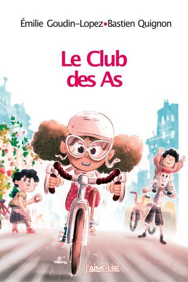 Couverture de «Le club des As»