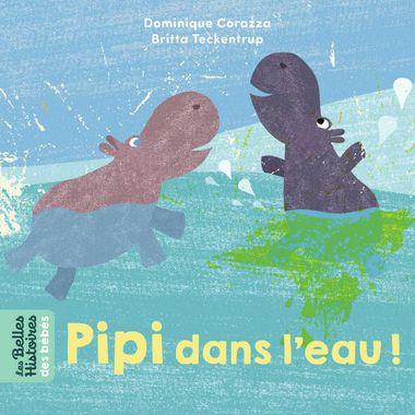Couverture de «Pipi dans l'eau !»