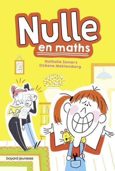 Couverture de «Nulle en maths»