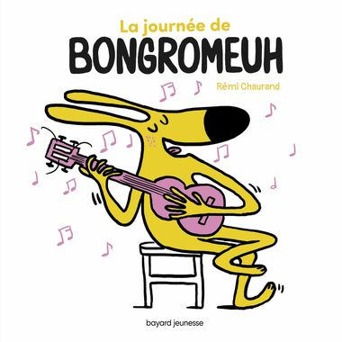 Couverture de «La journée de Bongromeuh»