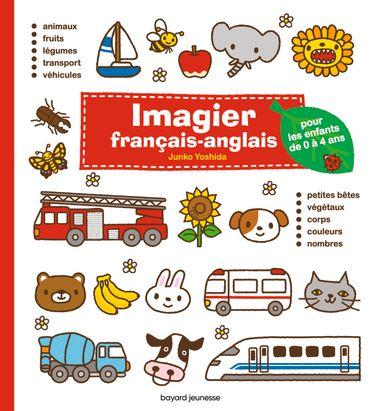 Couverture de «Imagier français-anglais»