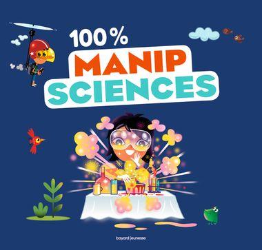 Couverture de «100 % manip sciences»