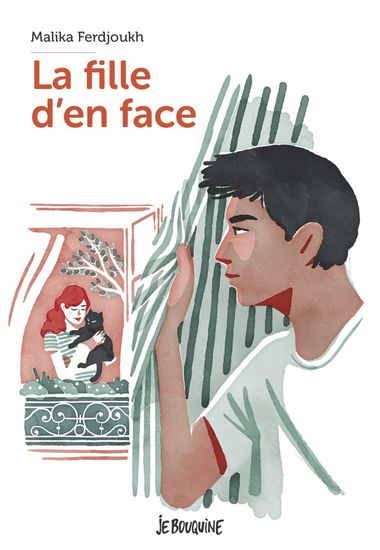 Couverture de « La fille d'en face »