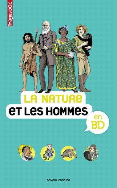 Couverture de «La nature et les hommes en BD»