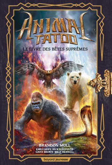 Couverture de «Le livre des Bêtes Suprêmes hors série 3»