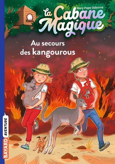 Couverture de «Au secours des kangourous»