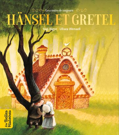 Couverture de «Hänsel et Gretel»