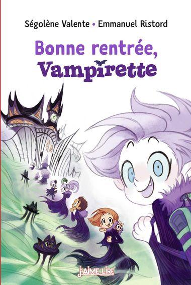 Couverture de «Bonne rentrée Vampirette»