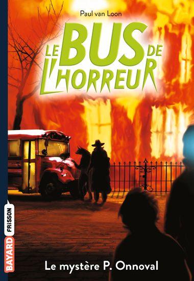 Couverture de «Le mystère P. Onnoval»
