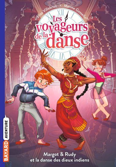 Couverture de «La danse des dieux indiens»