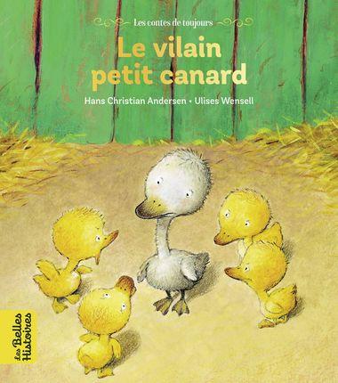 Couverture de «Le vilain petit canard»