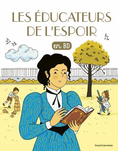 Couverture de «Les éducateurs de l'espoir»