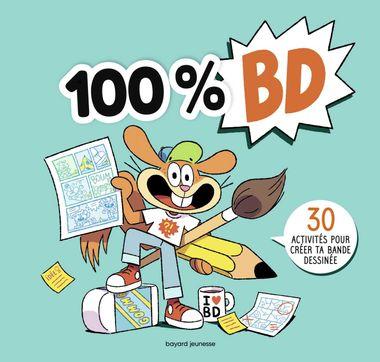 Couverture de «100% BD»