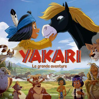 Couverture de «Yakari La grande aventure (l'album du film)»