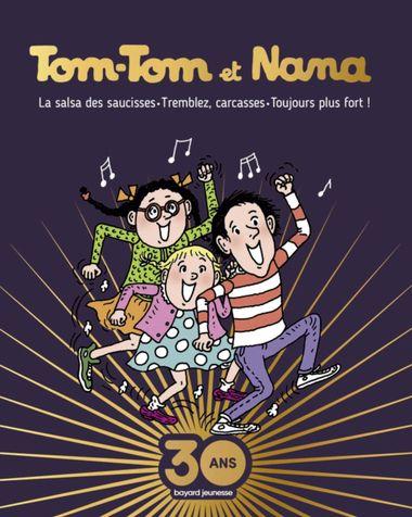 Couverture de «Collector Tom-Tom et Nana»